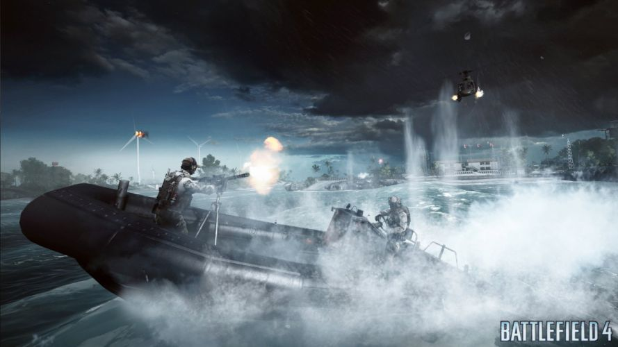 BATTLEFIELD NAVAL STRIKE shooter fps action military tactical stealth wallpaper