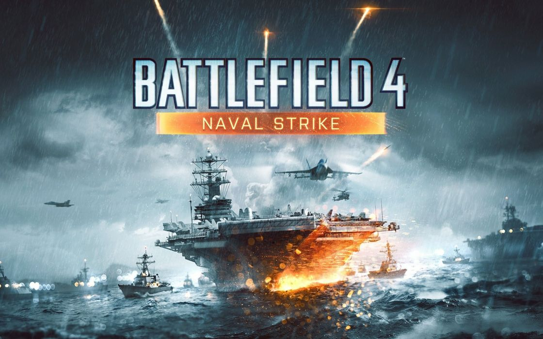 BATTLEFIELD NAVAL STRIKE shooter fps action military tactical stealth poster wallpaper
