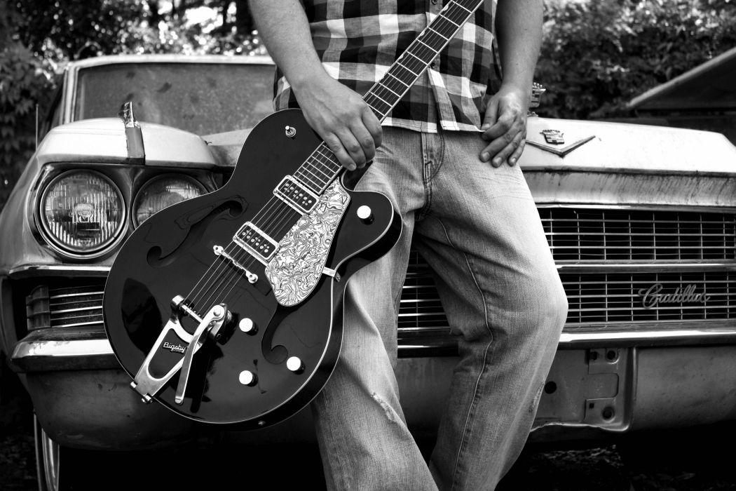 Guitarist wallpaper