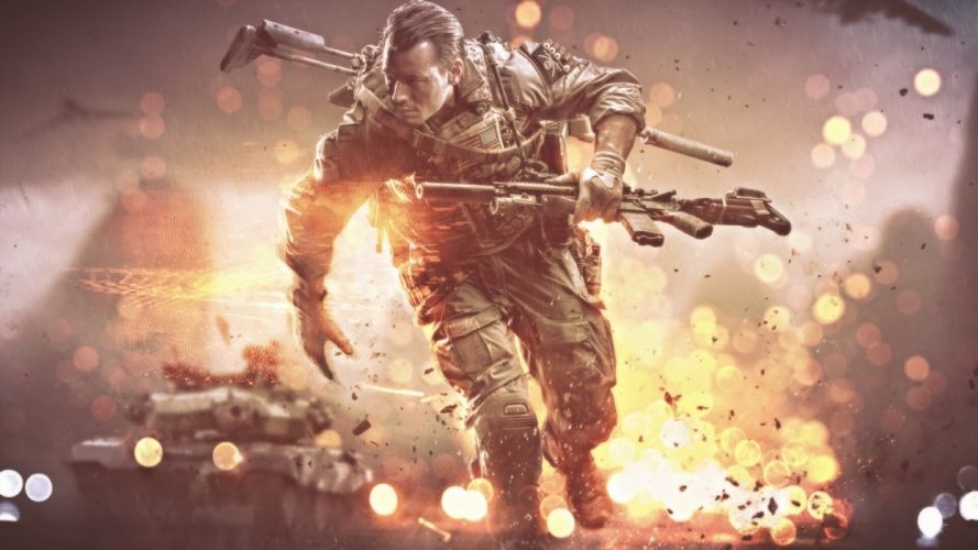 BATTLEFIELD CHINA RISING shooter tactical stealth action military wallpaper