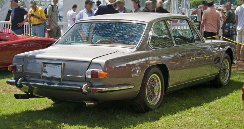 Maserati Mexico coupe cars classic wallpaper