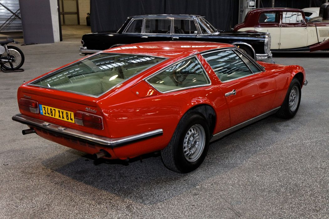classic indy Maserati Supercar cars coupe wallpaper