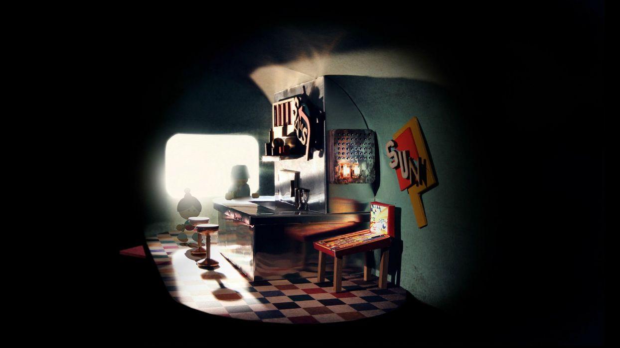 LUMINO CITY puzzle adventure fantasy architecture building 1lumino family disney wallpaper