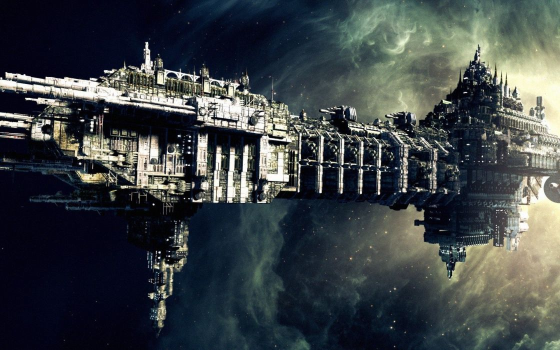 Warhammer 40k board sci-fi futuristic shooter rpg 1battlefleet action spaceship wallpaper