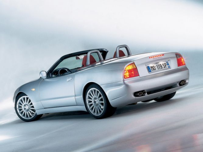 3200gt Coupe Maserati spyder spider cars wallpaper
