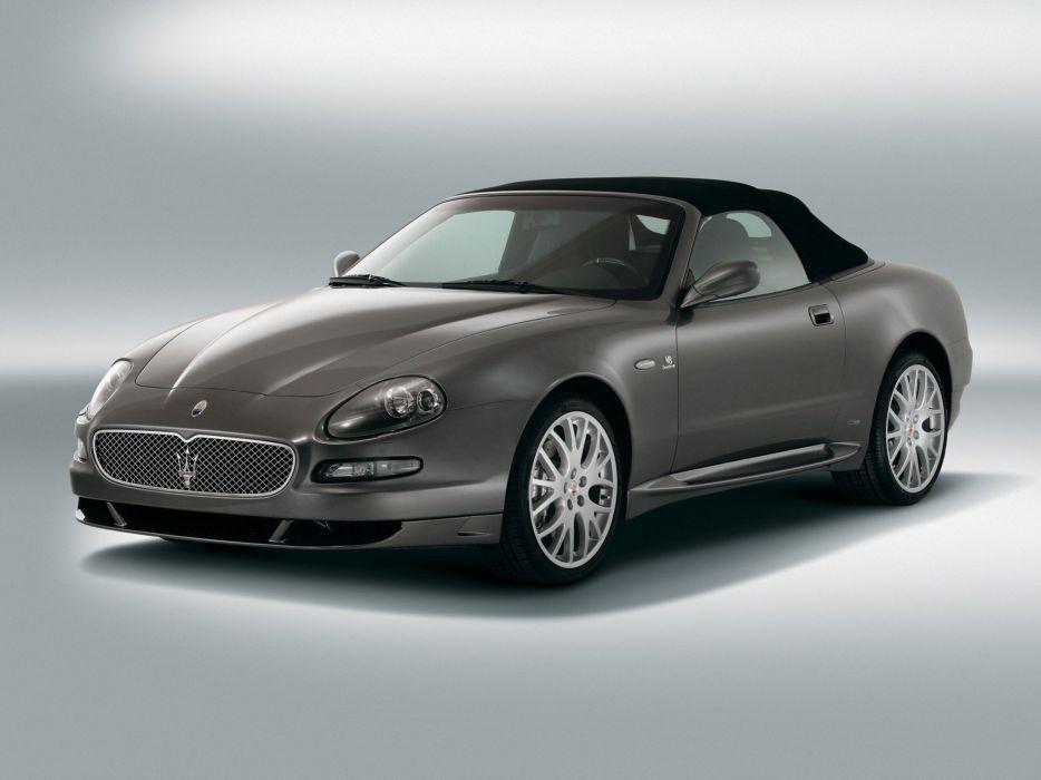 3200gt Coupe Maserati spyder spider GranSport cars wallpaper