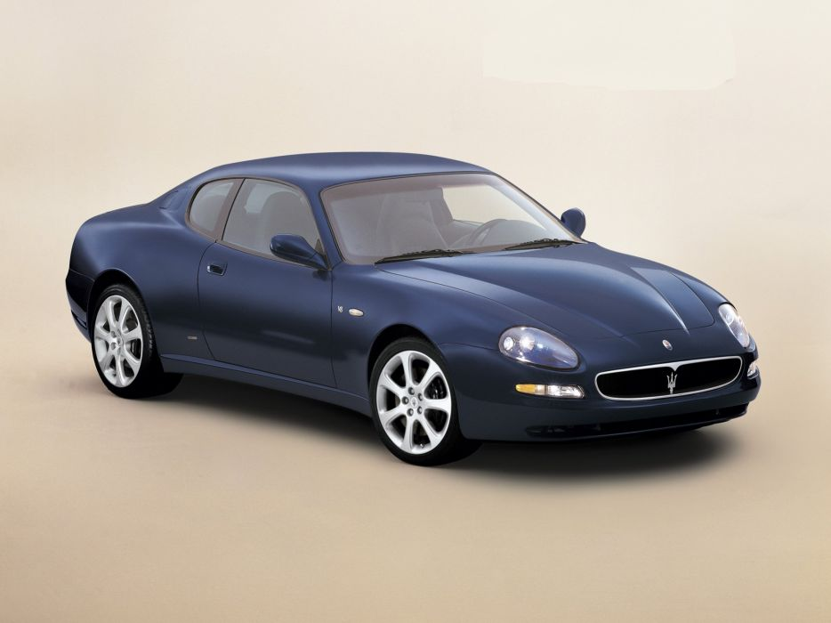 3200gt Coupe Maserati cars wallpaper