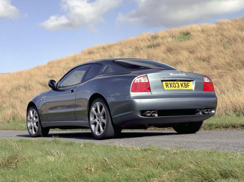 3200gt Coupe Maserati cars wallpaper