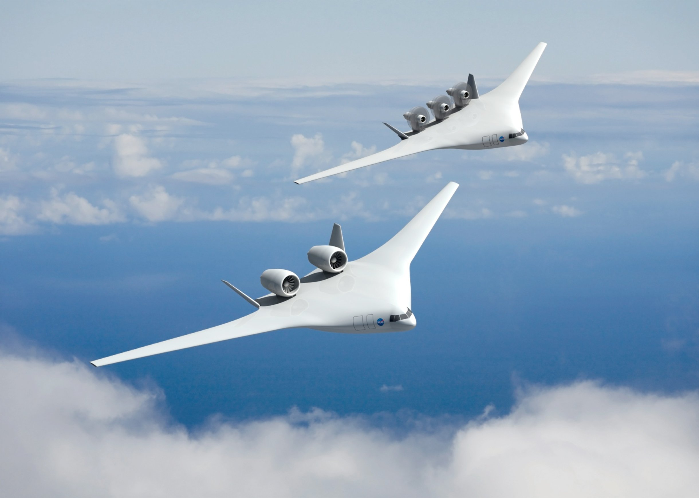 nasa x 48 drone aircraft - photo #14