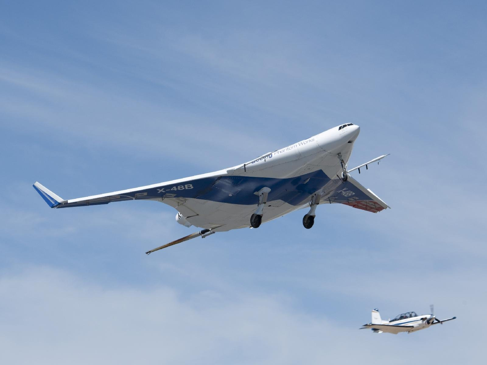 nasa x 48 drone aircraft - photo #3