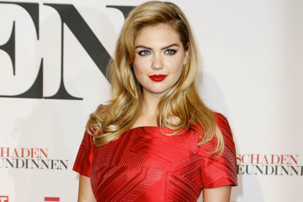 KATE UPTON actress model elite sexy babe blonde wallpaper