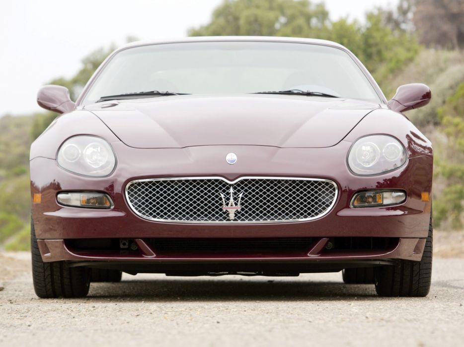Maserati GranSport coupe cars wallpaper