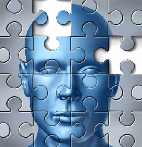 brain anatomy medical head skull digital puzzle psychedelic wallpaper