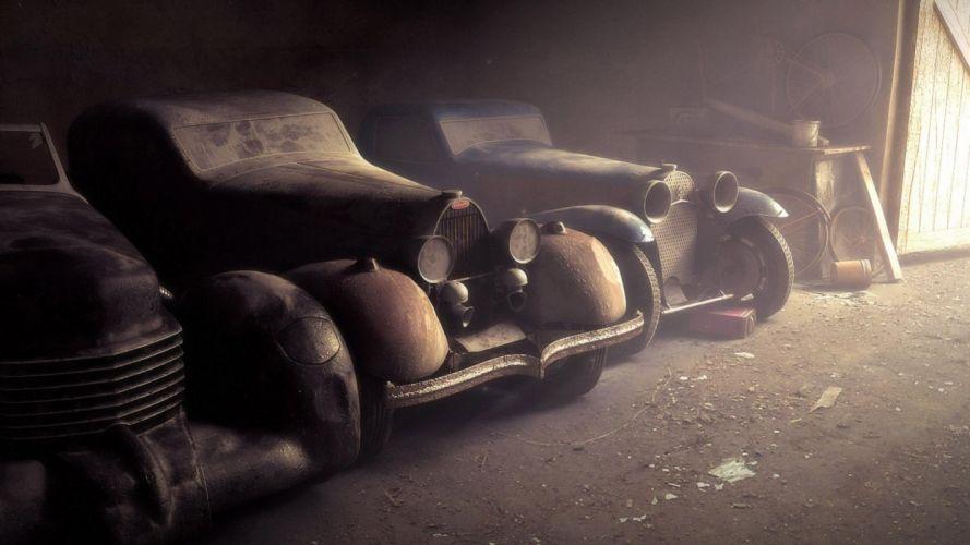 coches-viejos-antiguos wallpaper