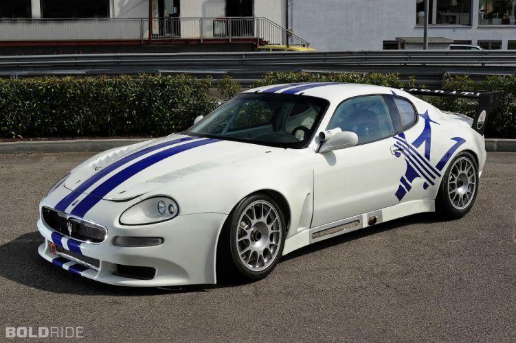 Maserati Trofeo Light gt3 racecar cars 2005 wallpaper