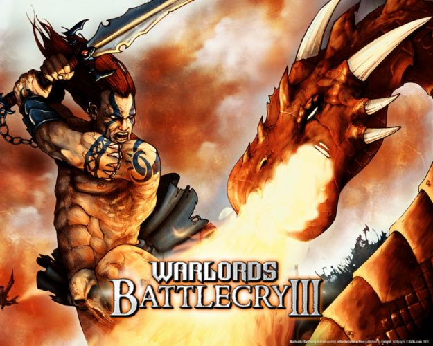 WARLORDS BATTLECRY fantasy strategy fighting wbc 1wbattlecry rpg combat warrior action poster wallpaper