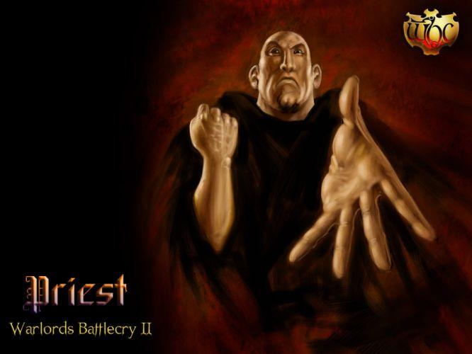 WARLORDS BATTLECRY fantasy strategy fighting wbc 1wbattlecry rpg combat warrior action poster wallpaper