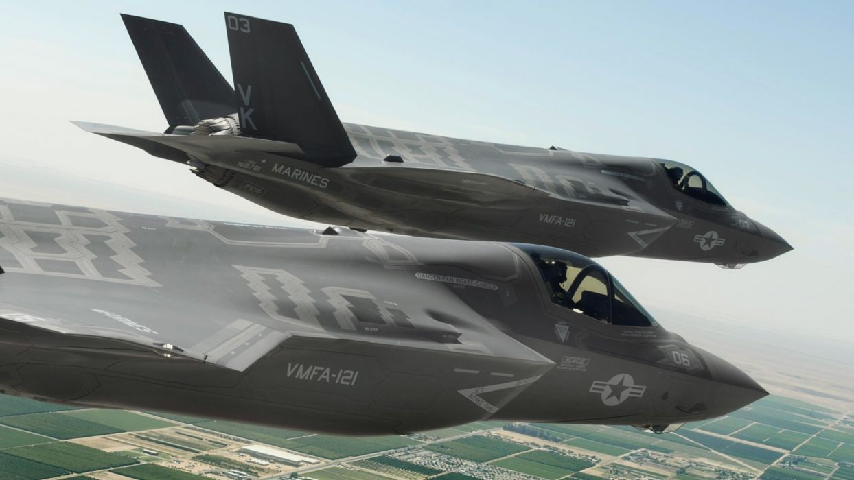 F-35 wallpaper
