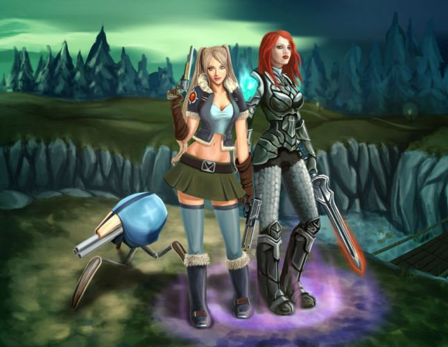 ROYAL QUEST fantasy mmo online rpg fighting technics action warrior wallpaper