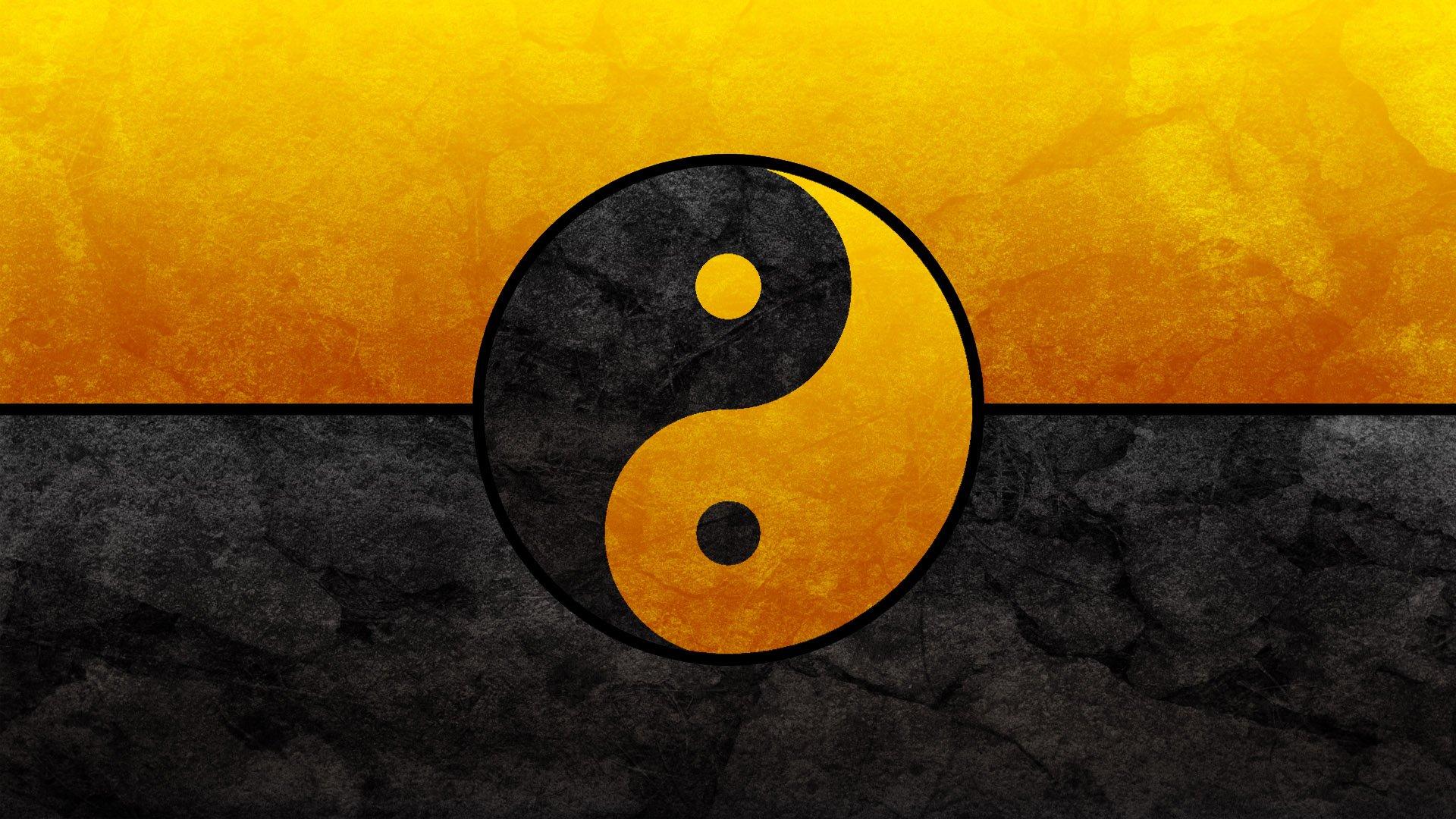 Yin Yang Wallpaper (36 Wallpapers) - Wallpapers For Desktop