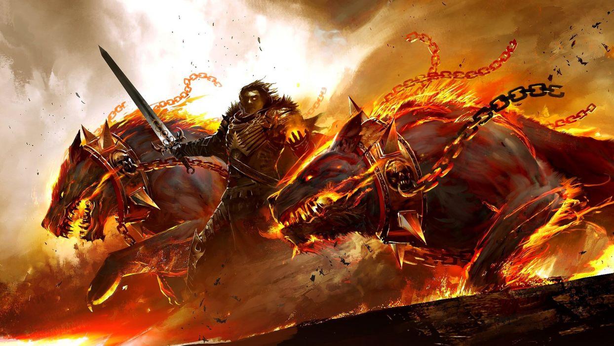 Guild Wars 2 Art wallpaper