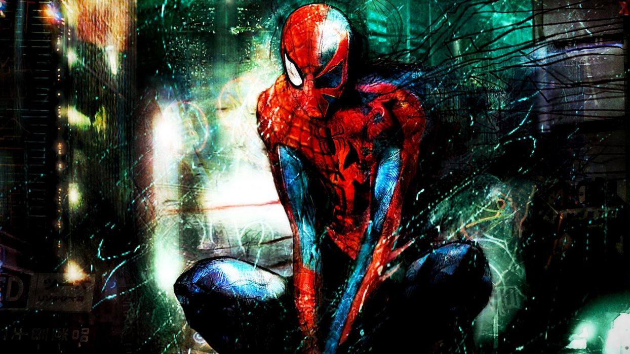 Spider-Man Timestorm wallpaper