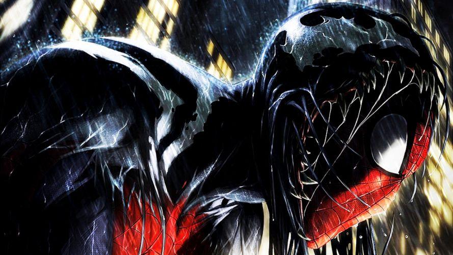 The Venom Symbiote wallpaper