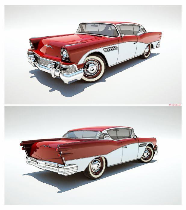 Chevrolet Bel Air 1956 wallpaper