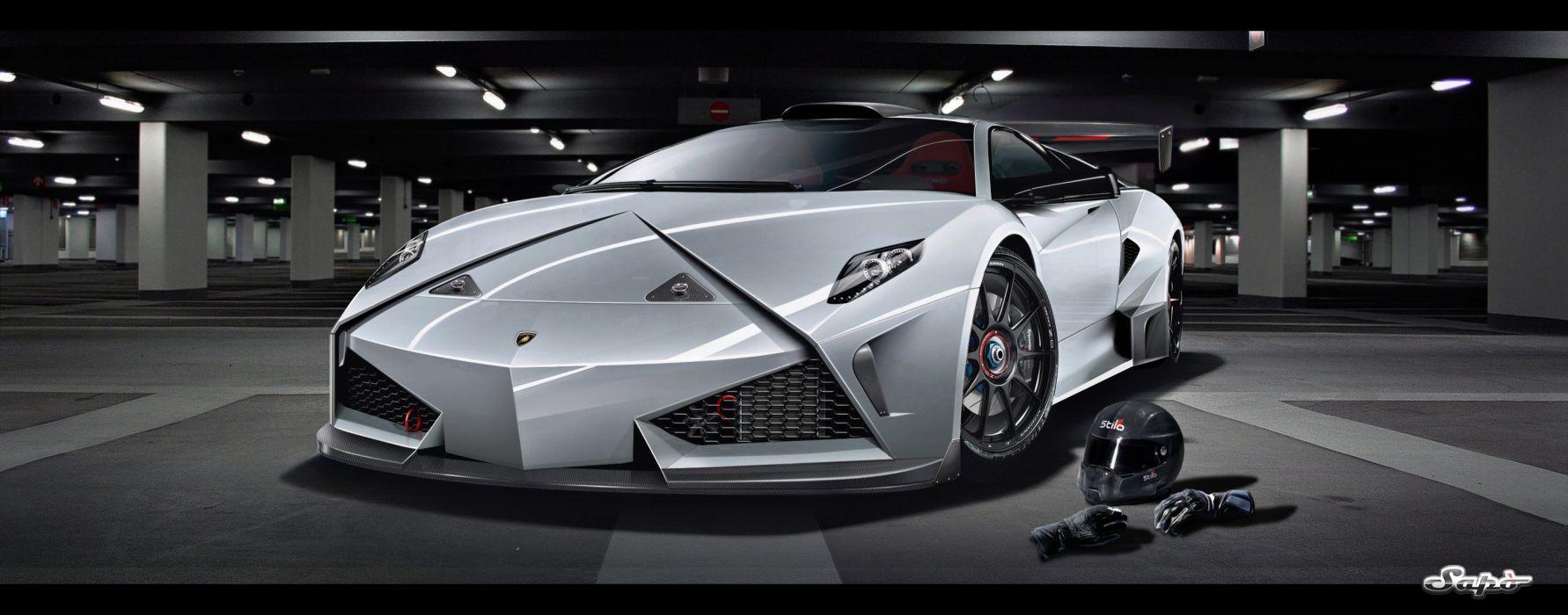 Lamborghini GTR Concept wallpaper