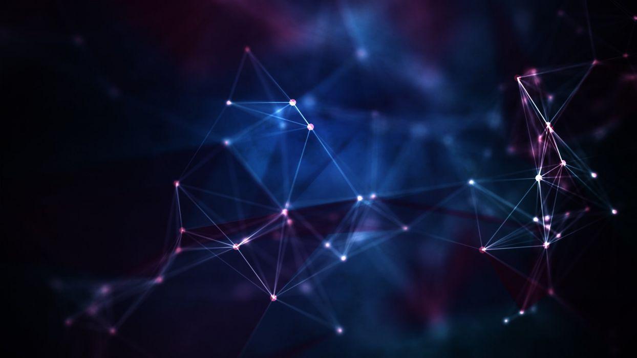 Sci-Fi Web wallpaper