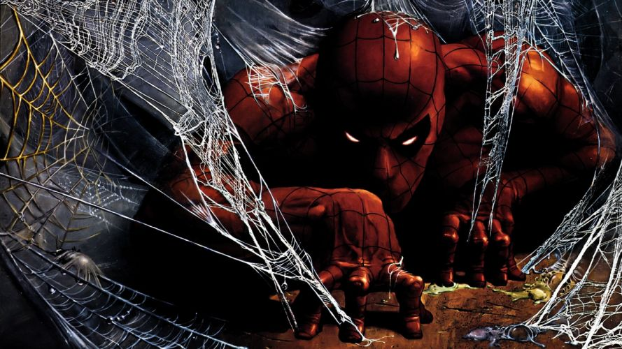 The Human Spider wallpaper