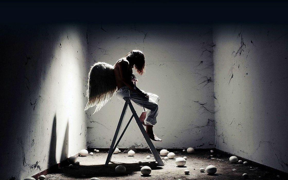 angels-light-room-white-fantasy wallpaper