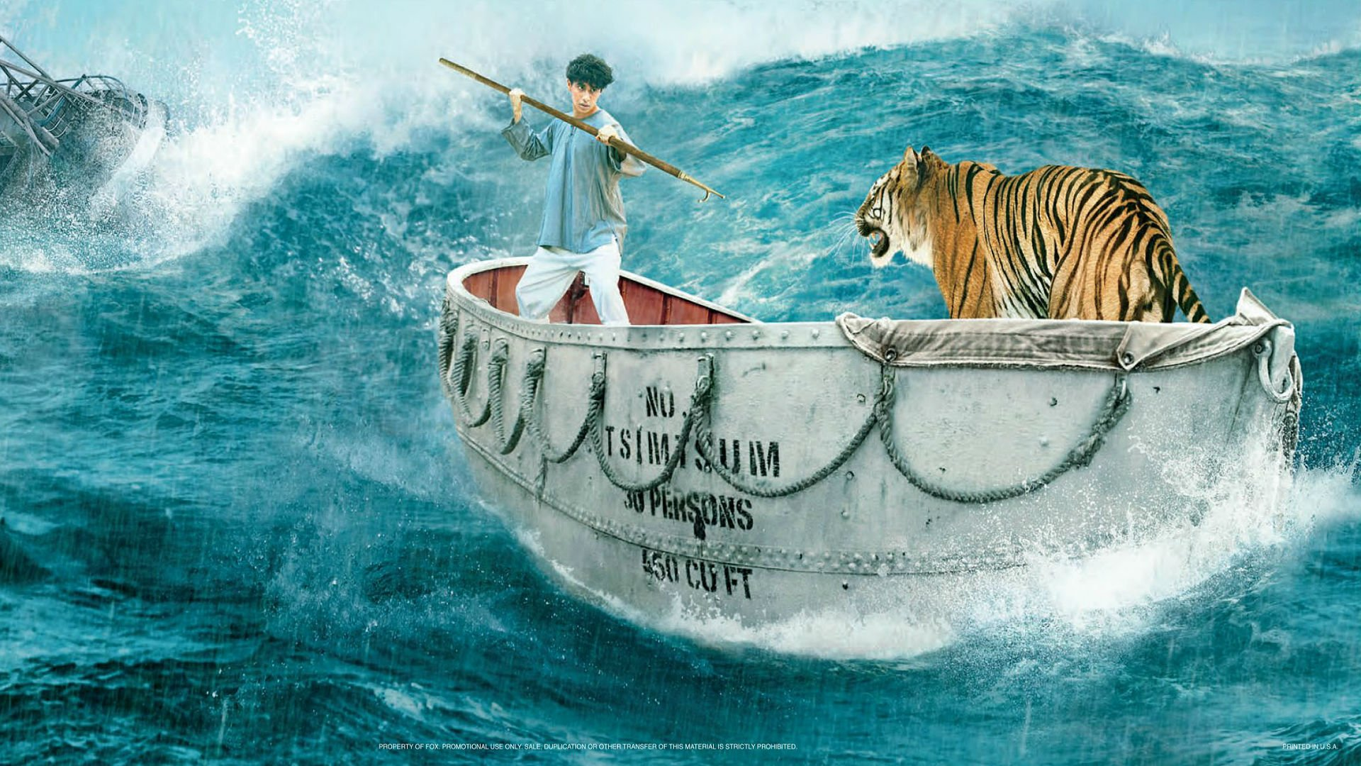 The gallery for ocean life animation for Life of pi family