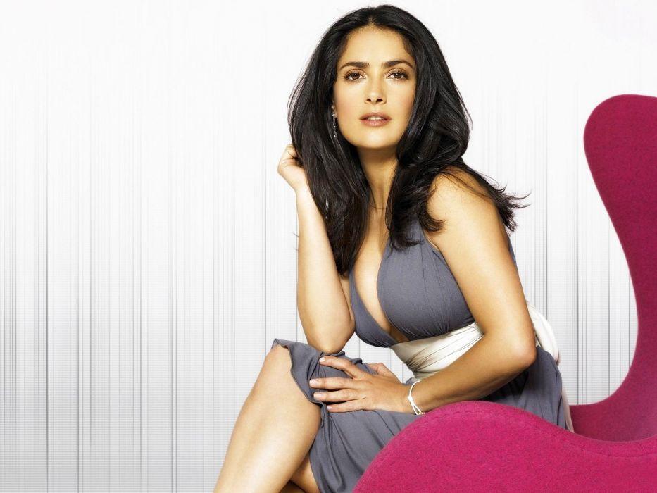 salma hayek-atriz-mujer-mexicana-celebridad wallpaper