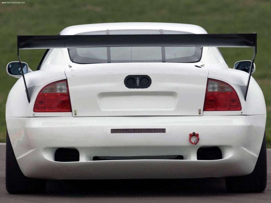 2005 cars GT3 Light Maserati racecar trofeo wallpaper