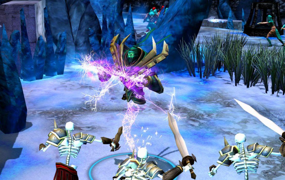 RISE Of IMMORTALS fantasy moba online fighting arena warrior 1riimmortals wallpaper
