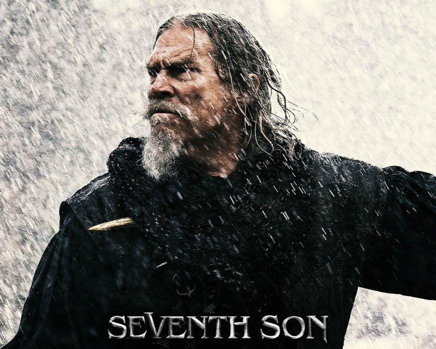 SEVENTH SON adventure fantasy action warrior poster wallpaper