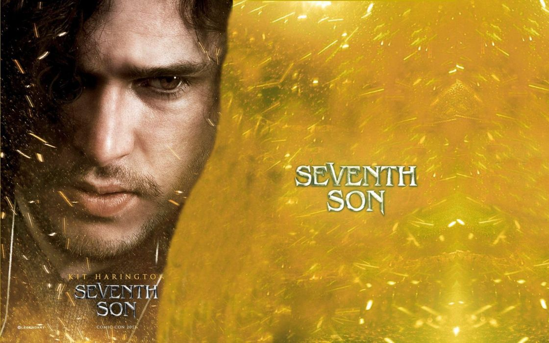 SEVENTH SON adventure fantasy action warrior poster wallpaper