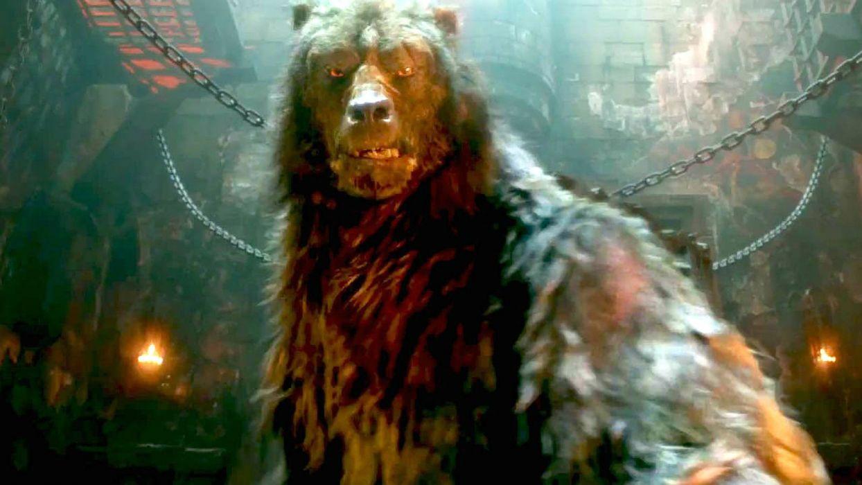 SEVENTH SON adventure fantasy action warrior bear wallpaper