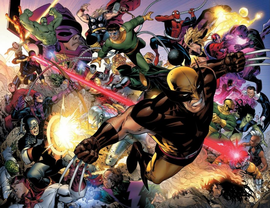 SECRET WARS marvel superhero heroes hero crossover 1swars Avengers x-men xmen wallpaper