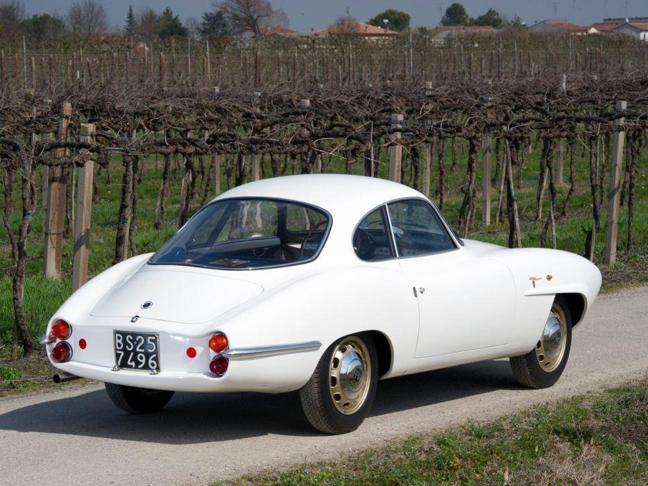 1600 1964 alfa classic giulia romeo speciale sprint wallpaper