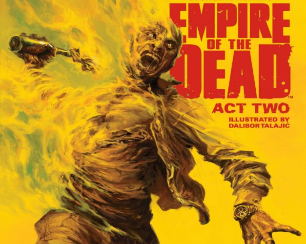 EMPIRE Of The DEAD marvel dark horror zombie poster 1edead wallpaper
