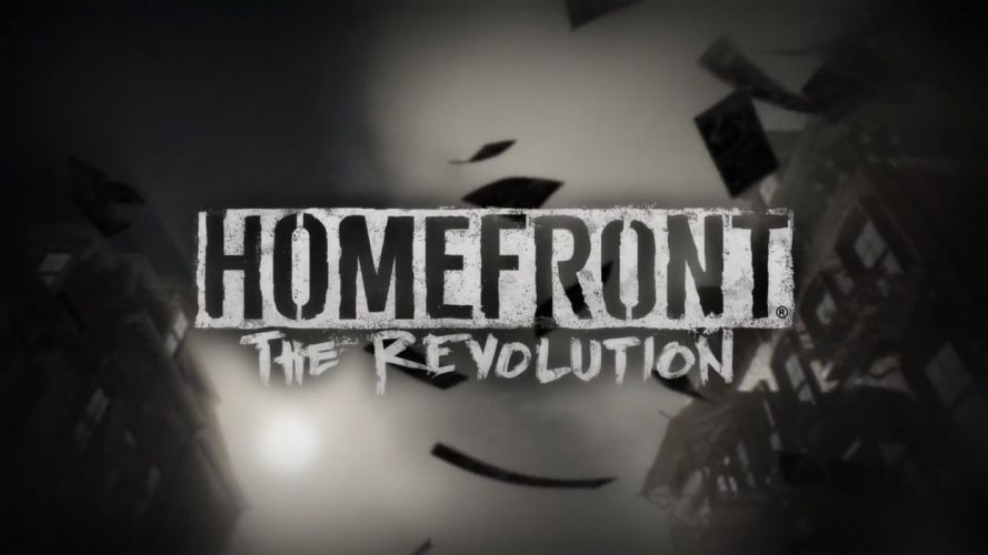 HOMEFRONT REVOLUTION shooter action military fighting apocalyptic sci-fi poster wallpaper