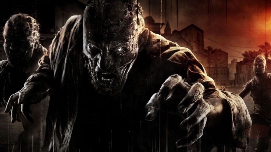 DYING LIGHT horror survival zombie apocalyptic dark action 1dlight rpg wallpaper