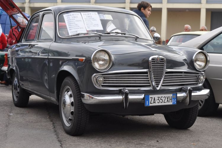 Alfa Romeo Giulietta Berlina 101 750 cars classic wallpaper