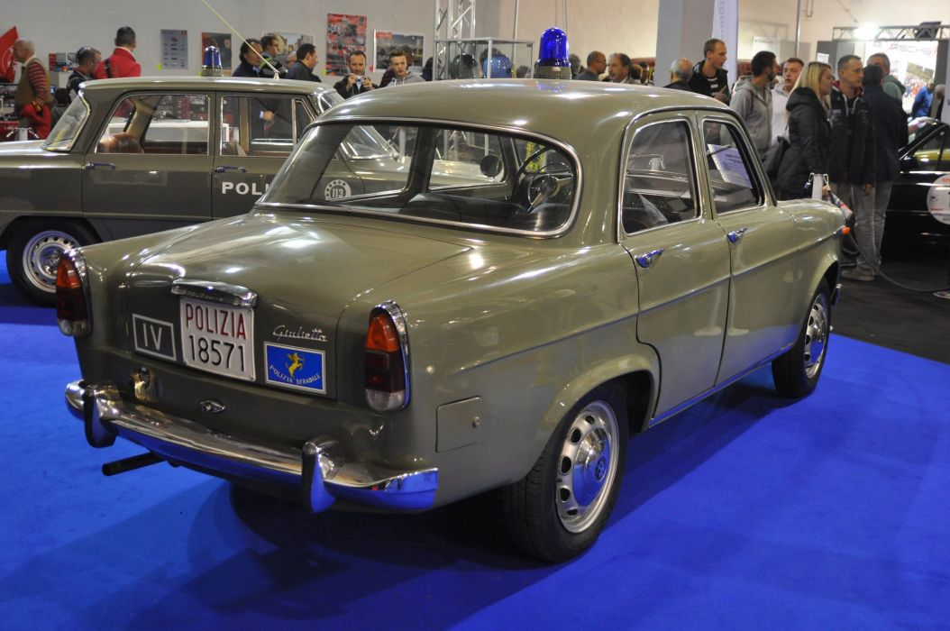 Alfa Romeo Giulietta Berlina 101 750 cars classic wallpaper