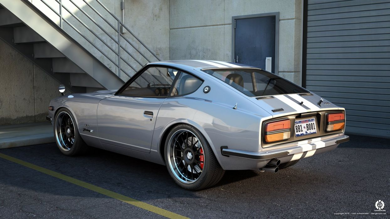 1969 Nissan Fairlady 240Z 432 wallpaper