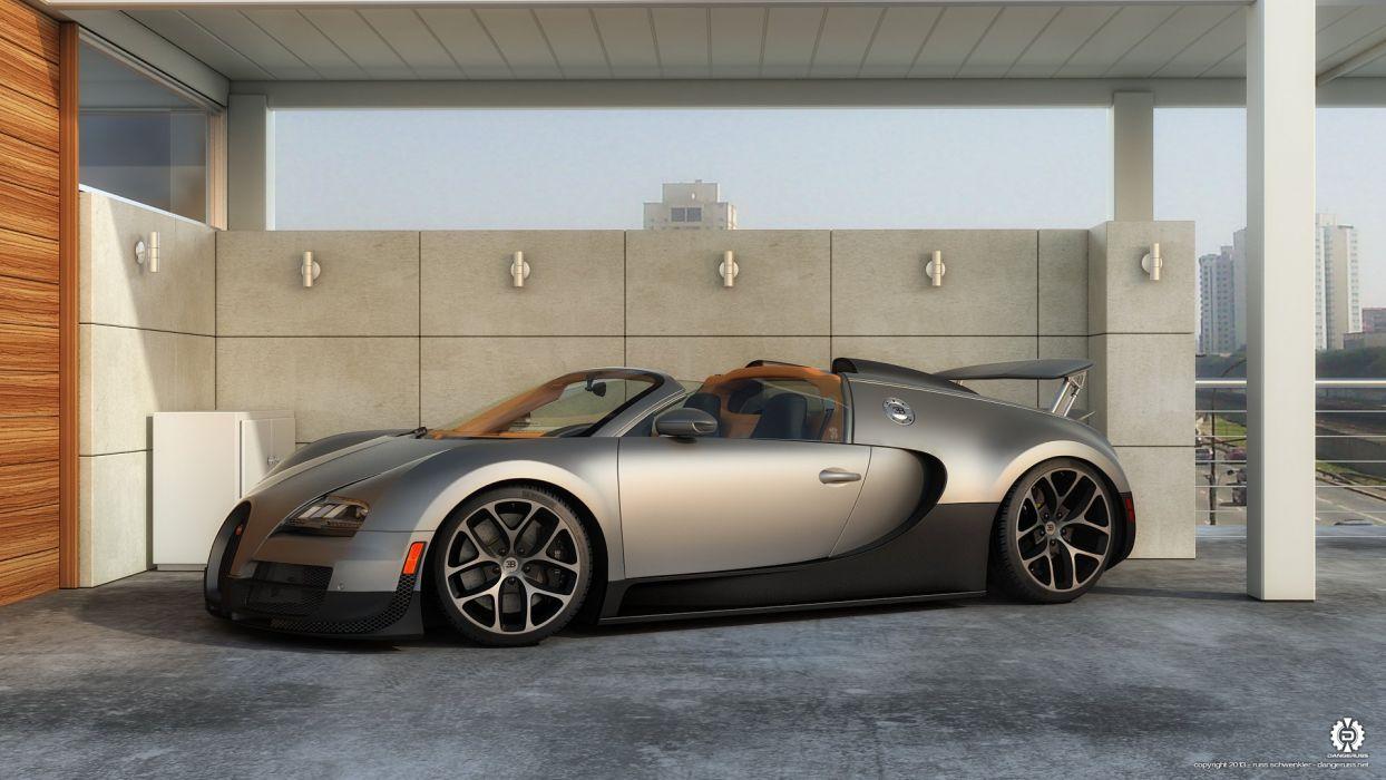 Bugatti Veyron Grand Sport Vitesse wallpaper