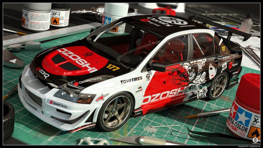 Ozoshi Racing Evo miniature wallpaper