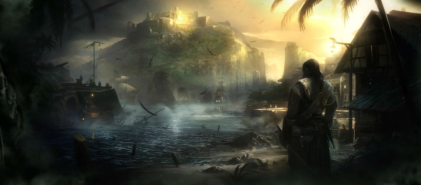 RAVENS CRY fantasy action adventure rpg pirate pirates wallpaper